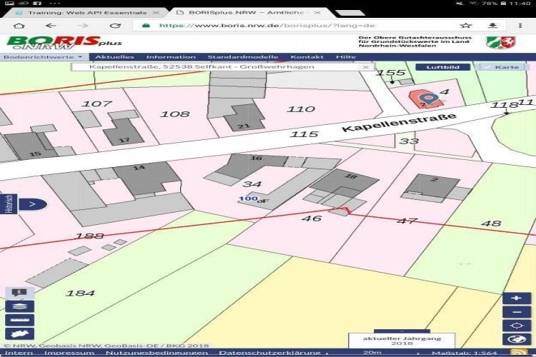 52538 Grosswehrhagen, Duitsland, ,Perceel,Koop,Kapellenstraße,1171
