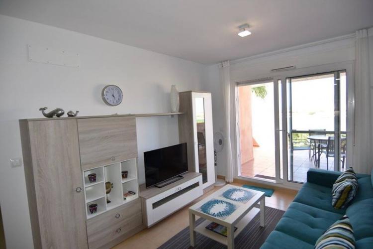 Murcia, Spanje, 2 Bedrooms Bedrooms, ,Appartement,Koop,La isla,1202